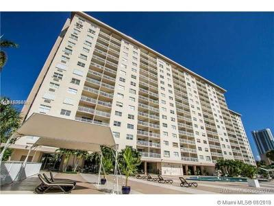 Sunny Isles Beach Condo For Sale: 400 Kings Point Dr #627