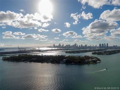 Miami Beach Condo For Sale: 1000 West Ave #1232
