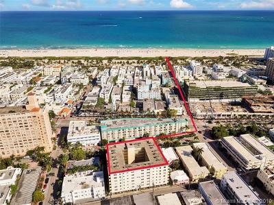 Miami Beach Condo For Sale: 730 Pennsylvania Ave #705