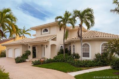 Hollywood FL Single Family Home For Sale: $2,299,000