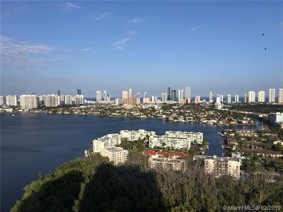 North Miami Beach Condo For Sale: 16385 Biscayne Bl #3017-301