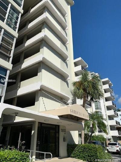 Bay Harbor Islands Condo Sold: 9800 W Bay Harbor Dr #706