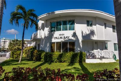 Bay Harbor Islands Rental For Rent: 10101 W Bay Harbor Dr #11