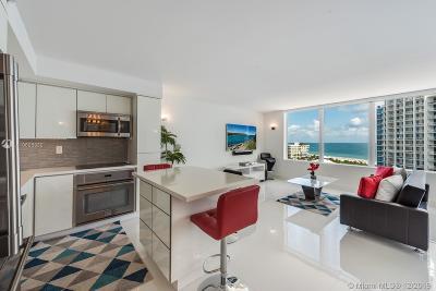 Miami Beach Condo For Sale: 400 S Pointe Dr #1406