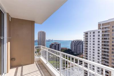 Courts @ Brickell Key, Courts At Brickell Key, Courts Brickell Key Condo, Courts Brickell Key, Courts Brickel Key Condo Condo Sold: 801 Brickell Key Blvd #2305