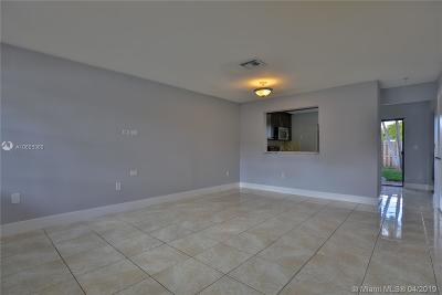 Pembroke Pines Condo For Sale: 10517 NW 8 St. #10517