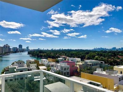 Miami Beach Condo For Sale: 6103 Aqua Ave #805