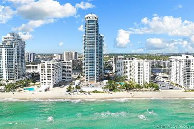 Hollywood Condo For Sale: 3101 S Ocean Dr #1105 - S