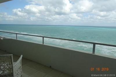 Oceanside Plaza, Oceanside Plaza Condo Condo For Sale: 5555 Collins Ave #16K
