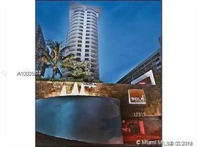 Sunny Isles Beach Condo For Sale: 17315 Collins Ave #807