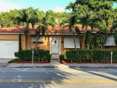 Coral Gables Single Family Home For Sale: 2715 Galiano St