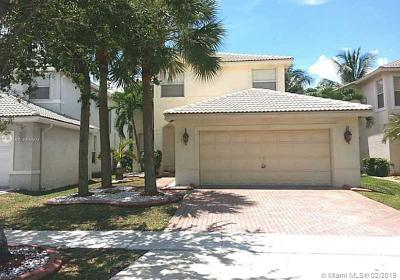 Miramar Single Family Home For Sale: 16356 SW 26 St