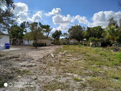 Residential Lots & Land For Sale: 238 NW 48 St