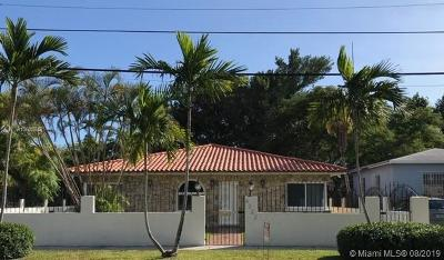 Miami FL Single Family Home For Sale: $767,000