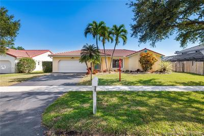 Davie Single Family Home For Sale: 5760 Hawkes Bluff Ave