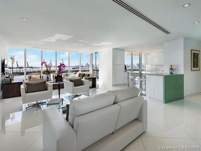 Miami Beach Condo For Sale: 400 Alton Rd #2001