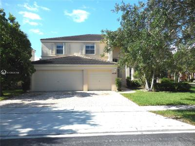 Miramar Single Family Home Active With Contract: 16080 SW 49th Ct