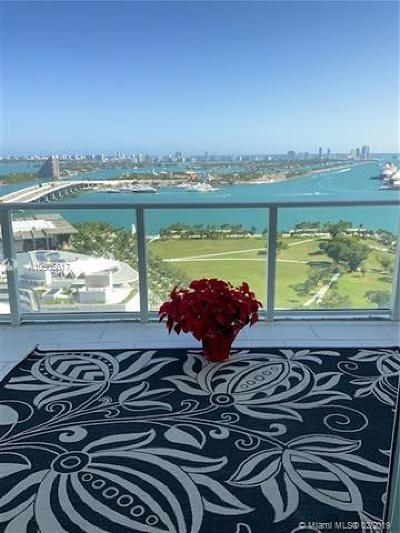 Condo For Sale: 1040 Biscayne Blvd #2402