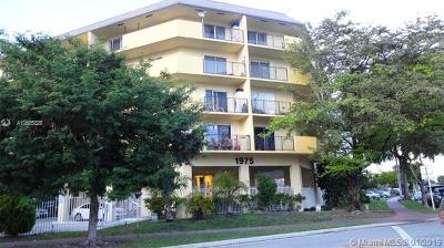 Miami Beach Condo For Sale: 1975 Normandy Dr #505