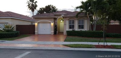 Doral Single Family Home Sold: 4396 NW 113th Ct