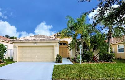 Pembroke Pines Single Family Home Active With Contract: 1361 NW 144th Ave