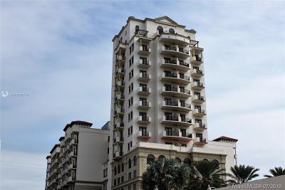 Coral Gables Condo For Sale: 1805 Ponce De Leon Blvd #910
