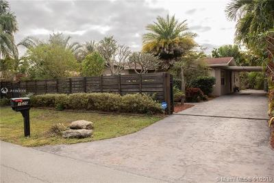 Fort Lauderdale Single Family Home For Sale: 1625 SW 28th Ter