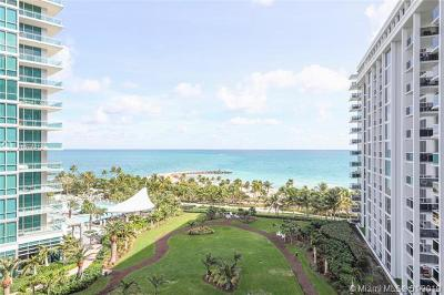 Bal Harbour Condo For Sale: 10275 Collins Ave #834