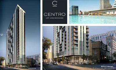 Centro, Centro Condo, Centro Condominium, Centro Downtown, Centro, A Condominium, Centro-Condo Rental For Rent: 151 SE SE 1 St #809