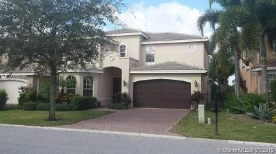 Boynton Beach Single Family Home For Sale: 11389 Sandstone Hill Ter