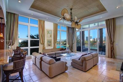 Bay Harbor Islands Condo For Sale: 9751 E Bay Harbor Dr #4A