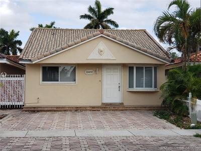 Hialeah Gardens Single Family Home For Sale: 11455 NW 88th Ct