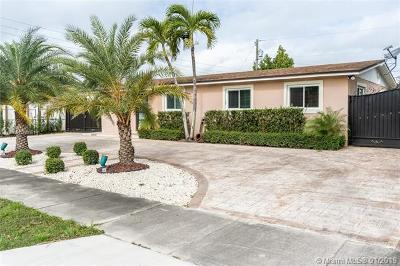 Miami Single Family Home For Sale: 12625 SW 188th Ter