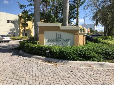 Sweetwater Commercial For Sale: 2051 NW 112th Ave #129