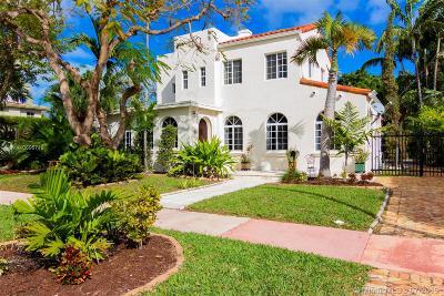 Single Family Home For Sale: 5237 La Gorce Dr