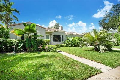 Miami Shores Single Family Home For Sale: 230 NE 101st St
