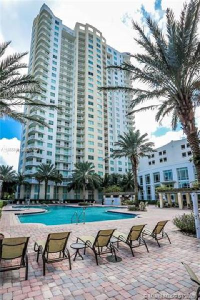 Hallandale Condo For Sale: 1755 E Hallandale Beach Blvd #803E