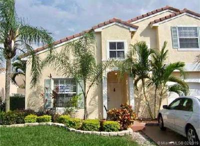 Coconut Creek Single Family Home For Sale: 6010 NW 44th Ave