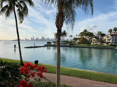 Condo For Sale: 2418 Fisher Island Dr #5108