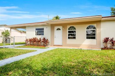 Cutler Bay Single Family Home For Sale: 10471 SW 202nd Ter