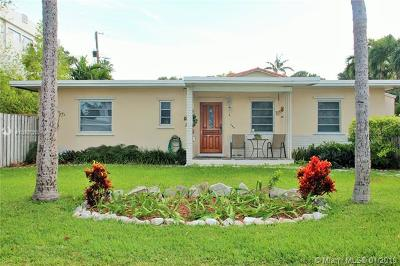 Key Biscayne Single Family Home For Sale: 794 Curtiswood Dr