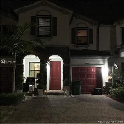 Homestead Condo For Sale: 25365 SW 116th Ave #25365