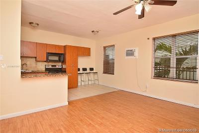Miami Beach Condo For Sale: 7920 Harding Ave #3