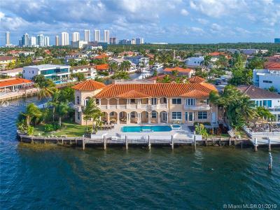 North Miami Beach Single Family Home For Sale: 16479 NE 30th