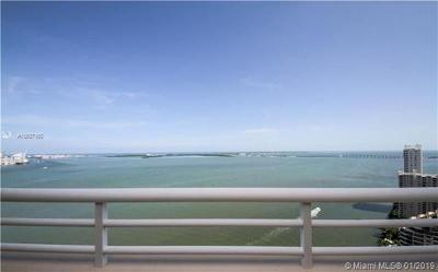 Miami Rental For Rent: 808 Brickell Key Dr #3106