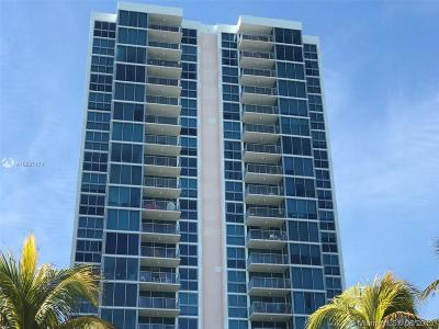 Mirasol, Mirasol Ocean Tower, Mirasol Ocean Towers, Mirasol Ocean Towers Cond Condo For Sale: 2655 Collins Ave #1705