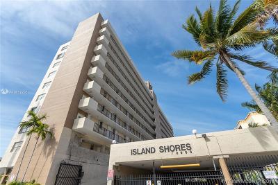 North Miami Beach Condo For Sale: 2903 N Miami Beach Blvd #907