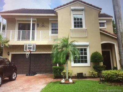 Coral Springs Single Family Home For Sale: 935 NW 127 Avenue