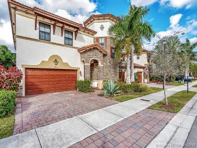 Doral Single Family Home For Sale: 9835 NW 89th Ter