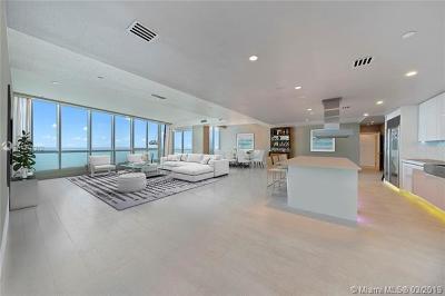 Miami Beach Condo For Sale: 100 S Pointe Dr #2008